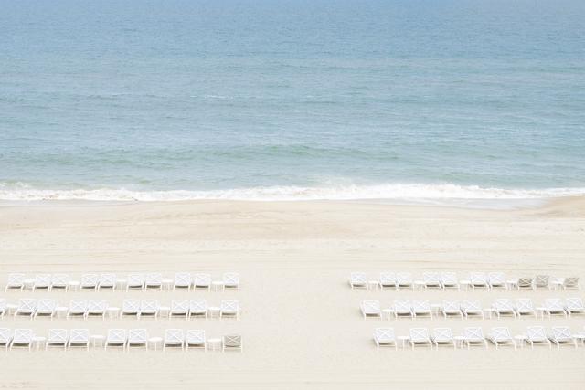 , 'Montauk Beach,' 2017, Lumitrix