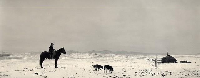 Pentti Sammallahti, 'Ulug-Khem, Tuva, Siberia', 1997, photo-eye Gallery