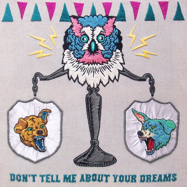 , 'Don't Tell Me About Your Dreams,' 2016, CLEAR EDITION & GALLERY