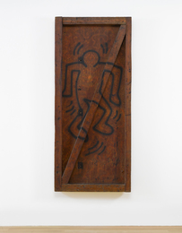 Keith Haring, 'Untitled,' 1981, Sotheby's: Contemporary Art Day Auction