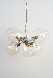 SB.06.01 Stacking Bubble Chandelier
