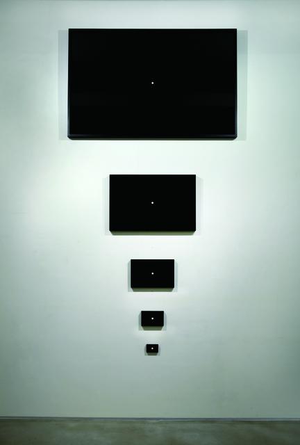 , 'Constant Moon,' 2012, salon de H
