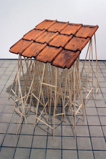 Martin Cordiano, 'Not a roof', 2013, Knoerle & Baettig Contemporary
