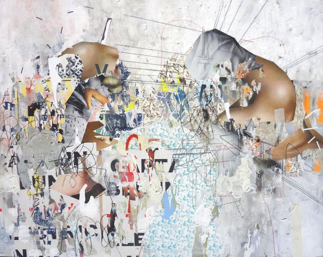 , 'UL xdd,' 2017, SMAC ART GALLERY