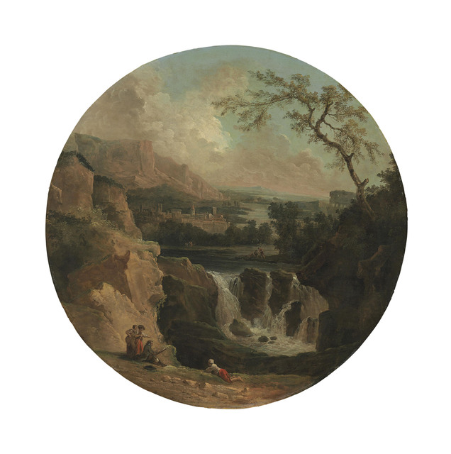 , 'The Cascade (Le Torrent),' 1762, Christie's Old Masters