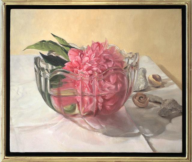 , 'Floating Peony,' 1998, Atrium Gallery
