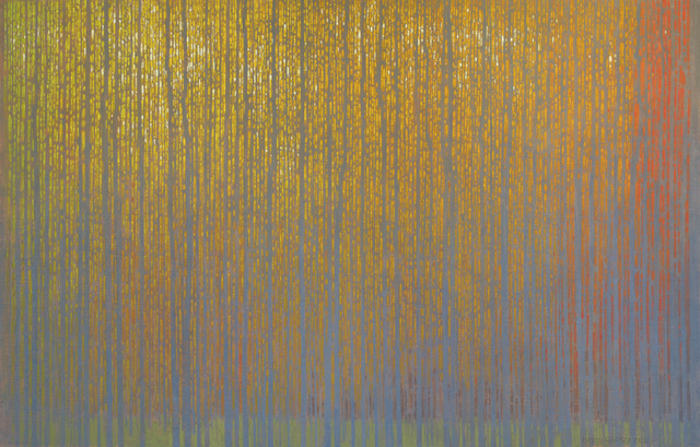 , 'Autumn Color Patterns,' 2016, Gallery 1261