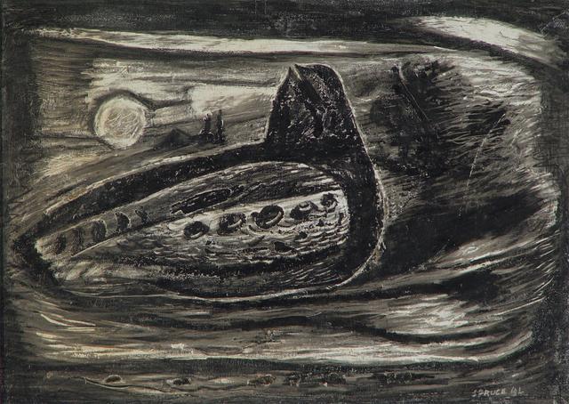 , 'Night Bird,' 1941, Valley House Gallery & Sculpture Garden