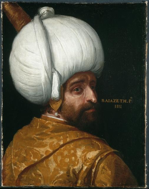 , 'Sultan Bajezid I,' , Centre for Fine Arts (BOZAR)