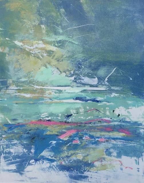 , 'Blue Kaleidoscope,' ca. 2018, Meyer Vogl Gallery
