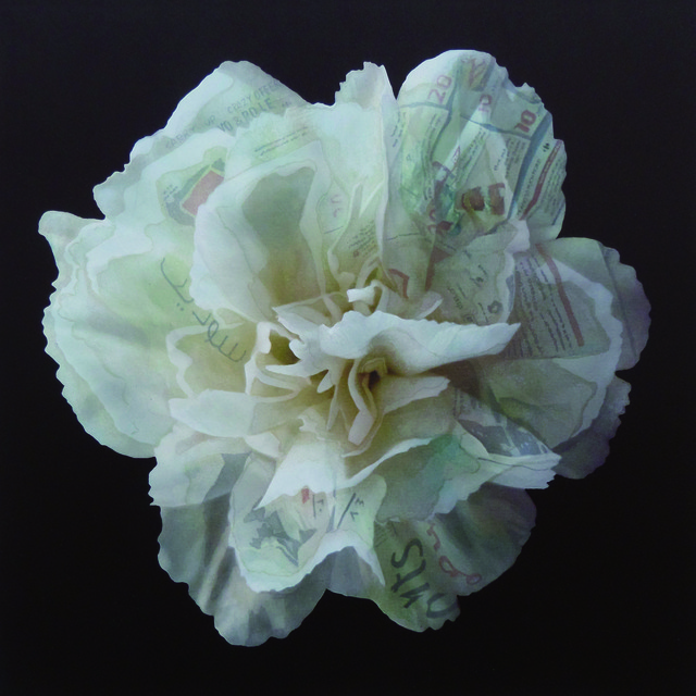 , 'Neo-Flower 1307,' 2013, GAMO Gallery