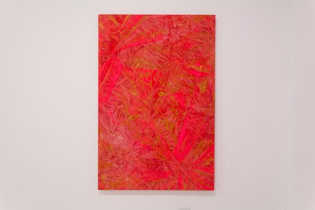 , 'Wrinkled Sky and Petals IV,' 2018, Emerson Dorsch