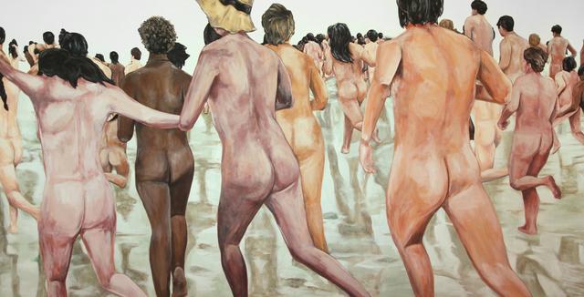 , 'Free Beach,' 2016, GX Gallery