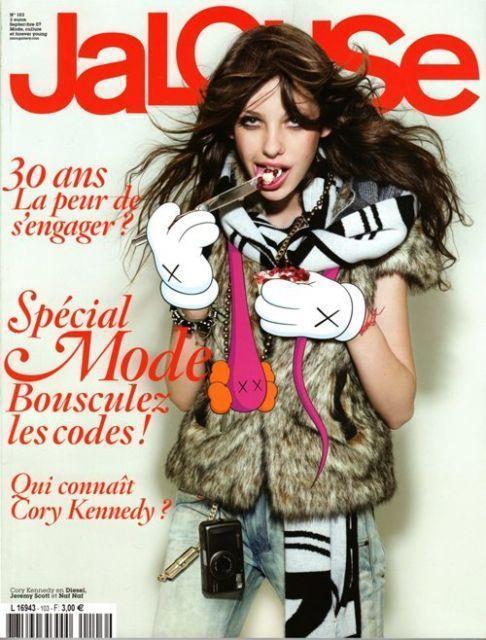 KAWS, 'Jalouse - Cory Kennedy', 2007, Vertu Fine Art