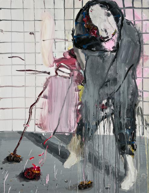 , 'Müdahele I,' 2015, C.A.M Galeri