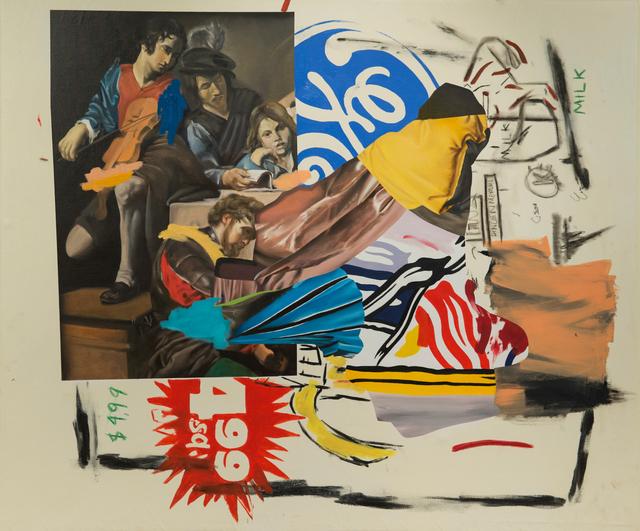 , 'Sample Sale,' 2018, Treason Gallery