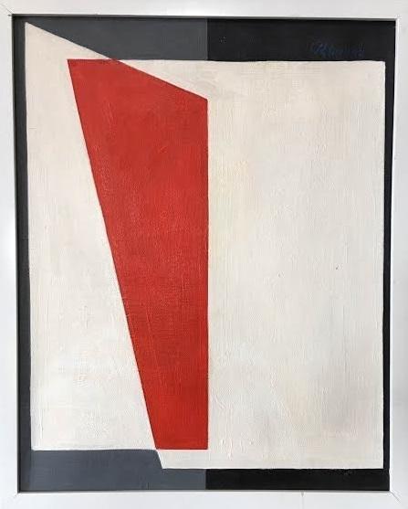, 'Construccion en Rojo,' 1976, Leon Tovar Gallery