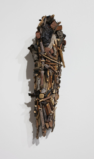 , 'Wooden Pipe,' 2016, Peter Robertson Gallery