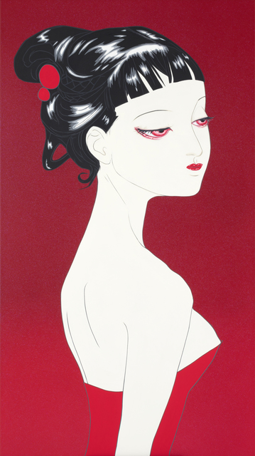 , 'Lady Red,' 2019, Mizuma Art Gallery