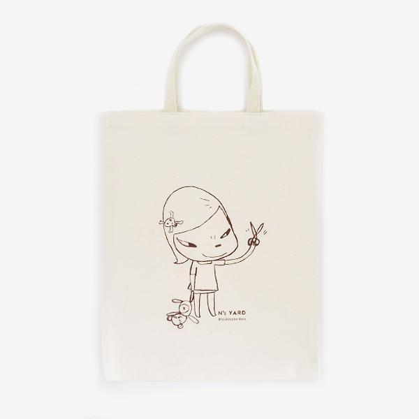 Yoshitomo Nara, 'Tote Bag - Real One', 2010-2020, Design/Decorative Art, 100% cotton, Curator Style