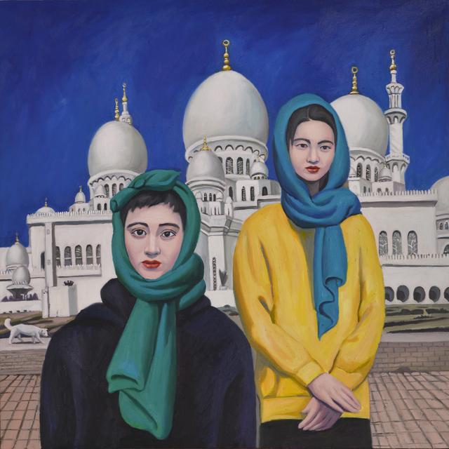 , 'Masjid,' 2016, Tang Contemporary Art