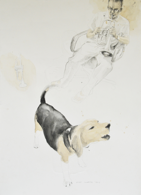, 'Dogfather,' 2012, Tyler Rollins Fine Art