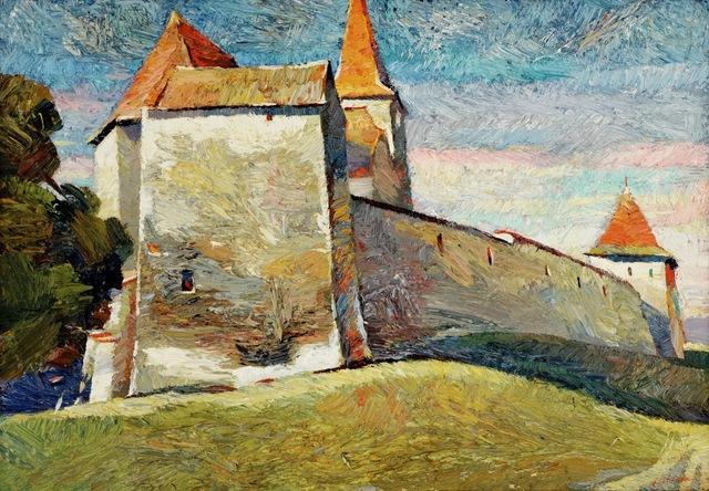 , 'Etude. Transilvania,' 2005, Art Of Stream