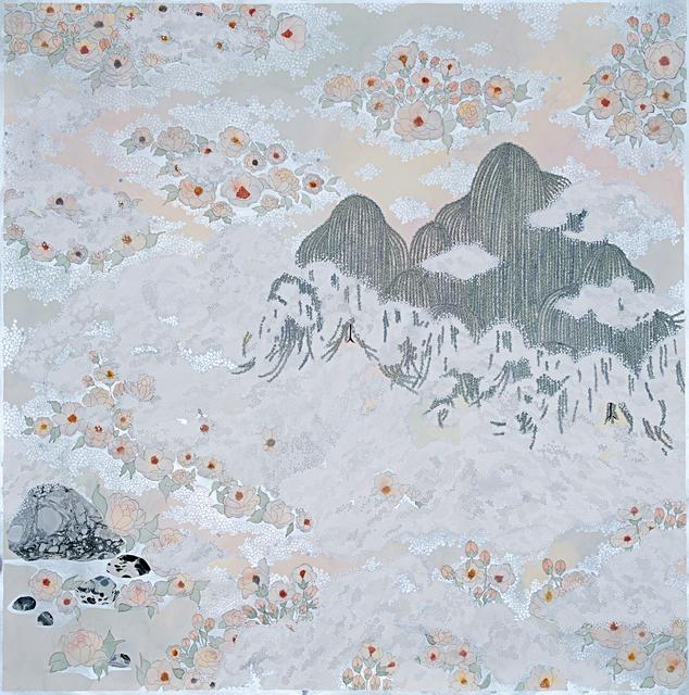 , 'the fog, ''wash over me'',' 2019, Galerie du Monde