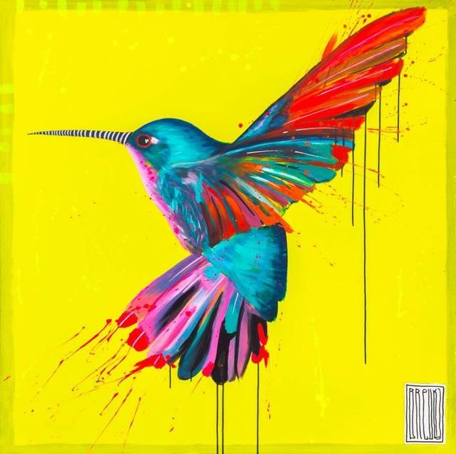 , 'Hummingbird,' 2016, EEAC - Eastern Europe Art Connection
