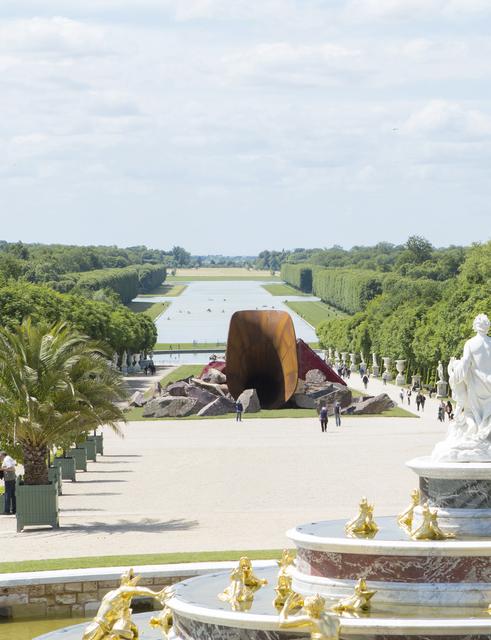 , 'Dirty Corner,' 2011-2015, Château de Versailles