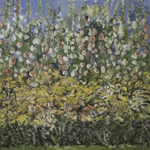 , 'Garden Flowers #6,' 2016, Rafael Gallery