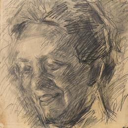 Studio per ritratto della signora Meta Quarck