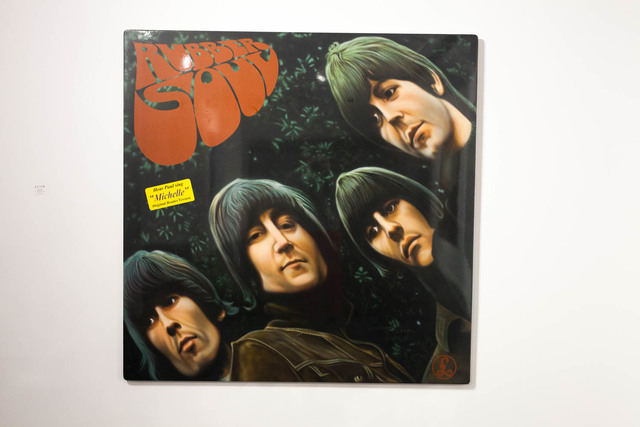 , 'Rubber Soul,' 2019, Axiom Contemporary