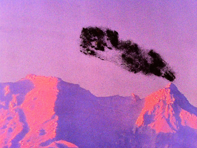"""Nina Katchadourian, 'Pink Volcano (""""Seat Assignment"""" project, 2010--ongoing)', 2014, Catharine Clark Gallery"""