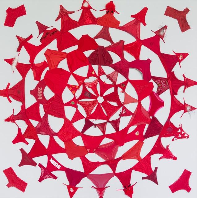 , 'Mandala rojo,' 2013, Javier Lopez & Fer Frances
