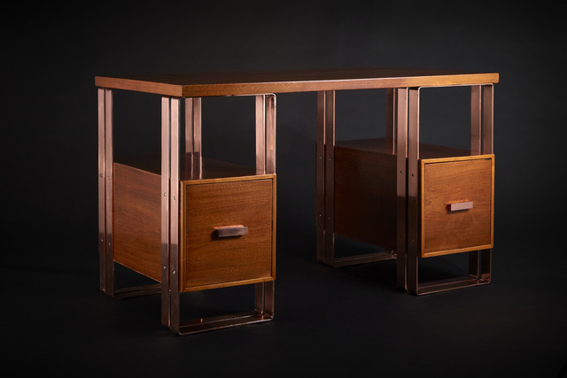 , 'Rare Desk & Chair,' ca. 1930, Donzella LTD