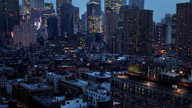 David Drebin, 'Girl in New York', 2011, CAMERA WORK