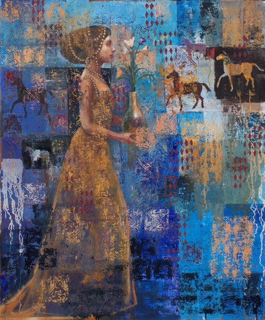 , 'Mystic Memory,' 2015, HOHMANN