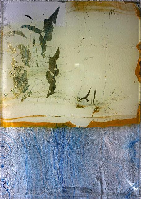 , 'Untitled Orange,' 2018, JanKossen Contemporary