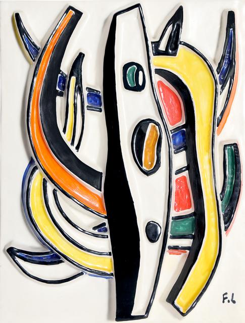 Fernand Léger, 'Composition Abstraite', 1953, RoGallery
