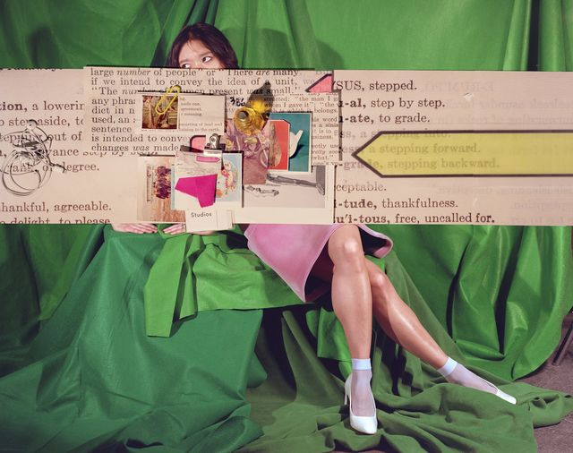 , 'Tracy (Stepping Forward, Stepping Backward),' 2017, Foxy Production