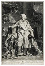Portrait of Bishop Jacques Benigne Bossuet, after Rigaud