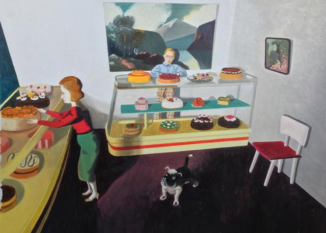 , 'Cakes,' 2018, Susan Eley Fine Art