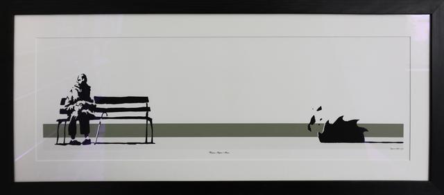 , 'Weston Super Mare signed,' 2003, Galerie Kronsbein