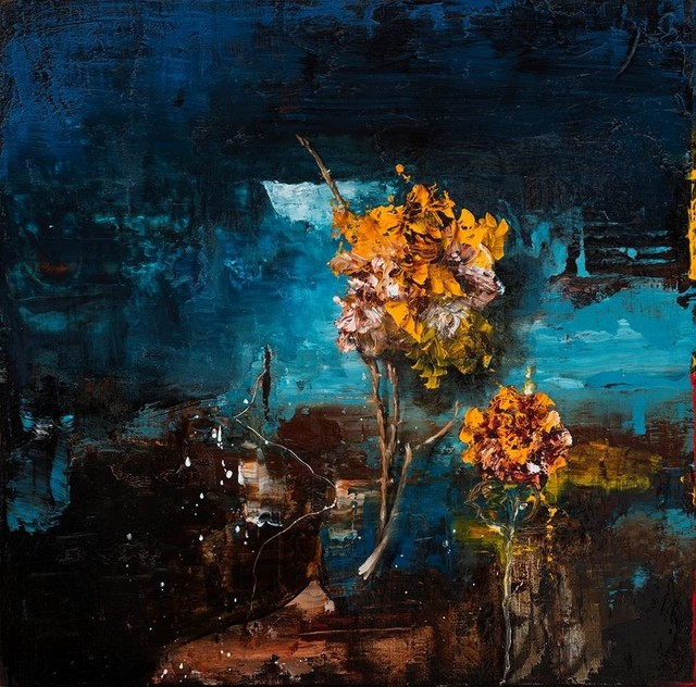 , 'Soft Yellow Vanitas,' 2018, Galerie de Bellefeuille
