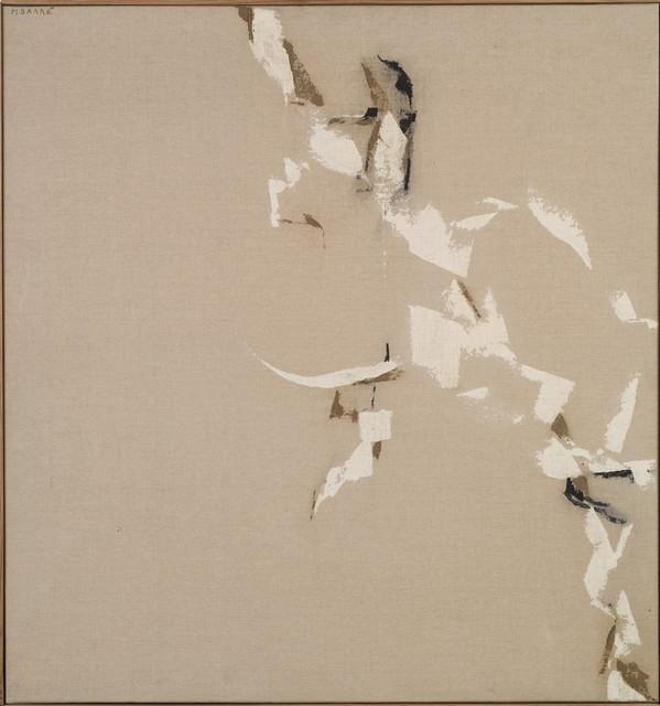 , '59-80x75 C,' 1959, Galerie Nathalie Obadia