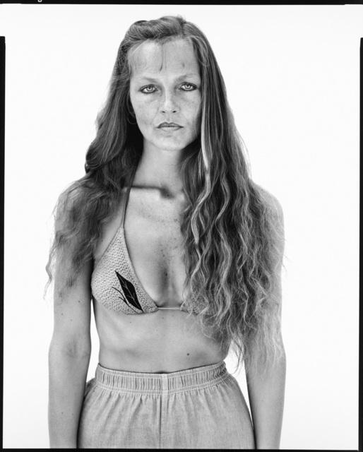 , 'Charlene Van Tighem, physical therapist, Augusta, Montana, June 26, 1983,' 1983, Fraenkel Gallery