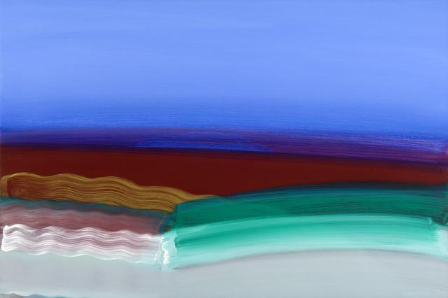 Elizabeth Osborne, 'Cobalt Morning (Run Away)', 1996, Locks Gallery