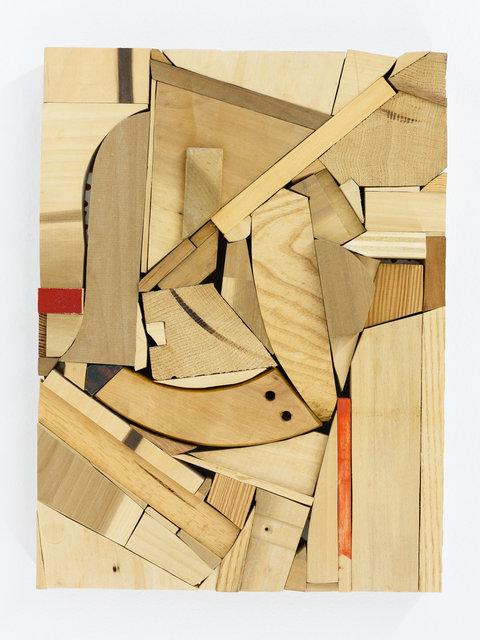 , 'Portrait of Elizabeth Montgomery,' 2016, Galerie Martin Janda