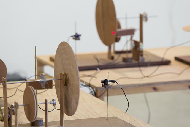 , '4 Discos,' 2014, Galeria Nara Roesler